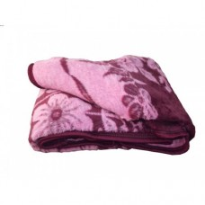 Medium Quality Double Blanket (180 x 230cm . 2,5 – 2,6 kg)